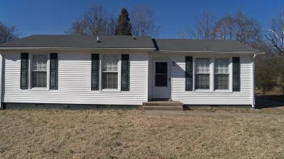 Christian County, Ky, Todd County, Ky, Montgomery County Rental For Rent: 111 Storybook Drive