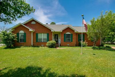 Sumner County Single Family Home For Sale: 106 Northwoods Ct