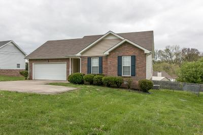 Clarksville Single Family Home For Sale: 408 Tobacco Rd
