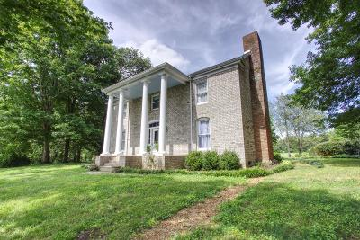 Sumner County Single Family Home For Sale: 2258 25w Hwy
