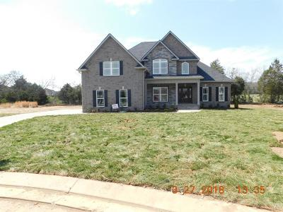 Rutherford County Single Family Home For Sale: 3537 Titus Ln