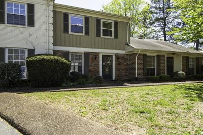 Franklin Condo/Townhouse For Sale: 1011 Murfreesboro Rd Unit E5 #E5