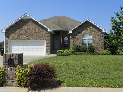 Christian County, Ky, Todd County, Ky, Montgomery County Rental For Rent: 790 McClain Dr