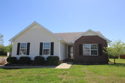 Single Family Home For Sale: 1405 Amal Dr