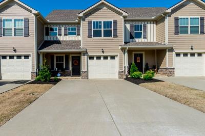 Maury County Condo/Townhouse Under Contract - Not Showing: 3025 Joseph Dr