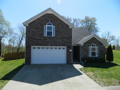 Christian County, Ky, Todd County, Ky, Montgomery County Rental For Rent: 867 Cherry Blossom Lane