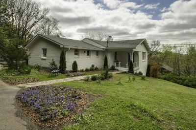 Nashville Single Family Home For Sale: 4416 Alcott Dr