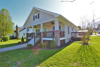 Watertown TN Single Family Home Under Contract - Showing: $179,900