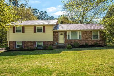 White Bluff Single Family Home For Sale: 1310 White Bluff Rd