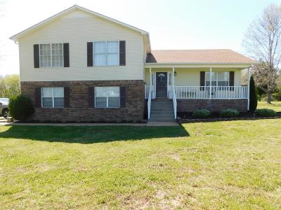 Maury County Single Family Home For Sale: 640 Charles Ln