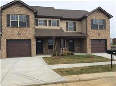 Sumner County Condo/Townhouse For Sale: 210 Saxony Way #210