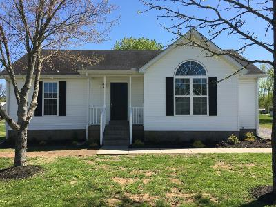 Lavergne Single Family Home Under Contract - Showing: 702 Seaton Ct