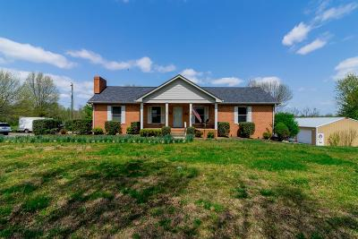 Goodlettsville Single Family Home Active - Showing: 1834 Union Hill Rd