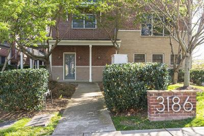Condo/Townhouse For Sale: 3186 A Parthenon Ave Apt A