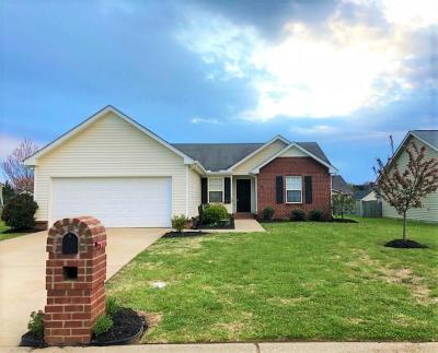 Single Family Home For Sale: 1292 Dalmally Dr