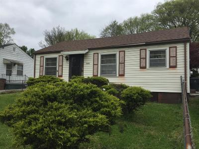 Nashville Single Family Home For Sale: 90 Lutie