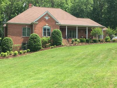Franklin Single Family Home For Sale: 172 Timberline Dr
