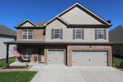Clarksville Single Family Home For Sale: 3729 Windmill Dr