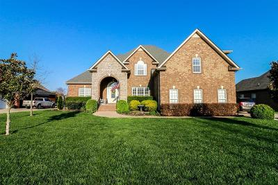 Rutherford County Single Family Home Under Contract - Showing: 2817 Beaulah Dr