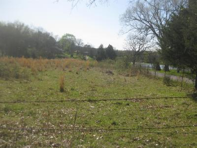 Wilson County Residential Lots & Land For Sale: Trammel Rd