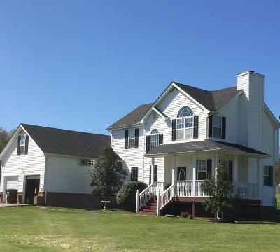 Wilson County Single Family Home Under Contract - Showing: 551 Sheath Cir