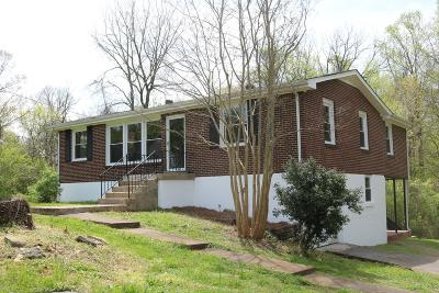 Nashville Single Family Home For Sale: 4900 Packard Dr