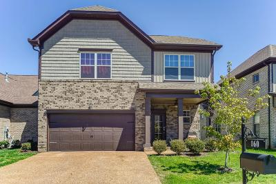 Sumner County Single Family Home Under Contract - Showing: 160 Annapolis Bend Cir