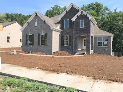 Sumner County Single Family Home For Sale: 1042 Brighton Lane #73