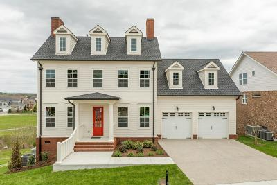 Franklin Single Family Home Under Contract - Not Showing: 261 Rich Circle
