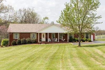 Robertson County Single Family Home For Sale: 6022 Wayman Dunn Rd