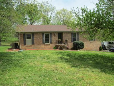 Wilson County Single Family Home Under Contract - Showing: 201 Brookhollow Dr