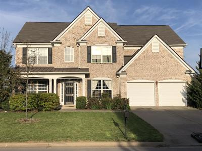Williamson County Single Family Home For Sale: 2004 Universe Ct