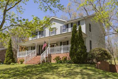Dickson Single Family Home For Sale: 309 Valley Rd.