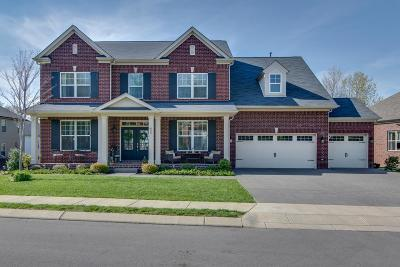 Wilson County Single Family Home For Sale: 432 Valley Spring Dr