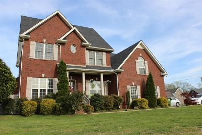 Rutherford County Single Family Home For Sale: 1646 Cancun Ln