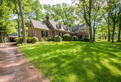 Belle Meade Single Family Home For Sale: 4416 Sheppard Pl