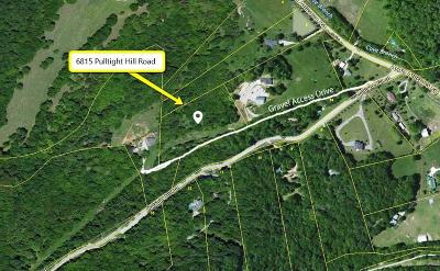 College Grove Residential Lots & Land For Sale: 6815 Pulltight Hill Rd
