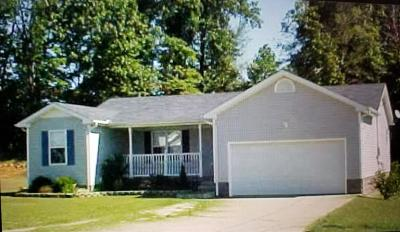 Christian County Single Family Home For Sale: 273 Golden Pond