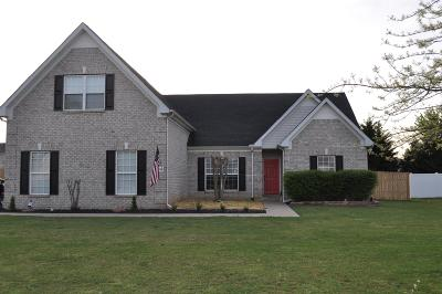 Single Family Home For Sale: 1716 Satterfield Ct