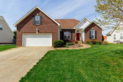 Clarksville TN Single Family Home For Sale: $190,000