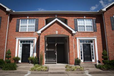 Nashville Condo/Townhouse For Sale: 6952 Hwy 70 S
