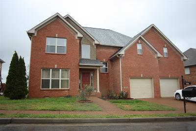 Nashville Single Family Home For Sale: 1712 Yellow Wood Ct