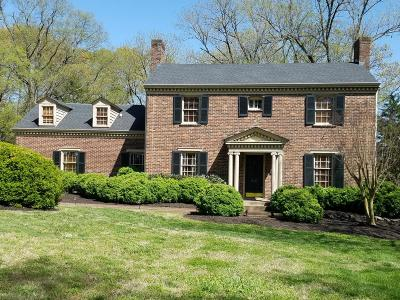 Belle Meade Single Family Home Under Contract - Showing: 612 Westview Ave
