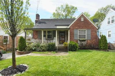 Nashville Single Family Home For Sale: 305 Radnor St