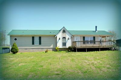 Smithville Single Family Home Under Contract - Showing: 3315 Blue Springs Rd