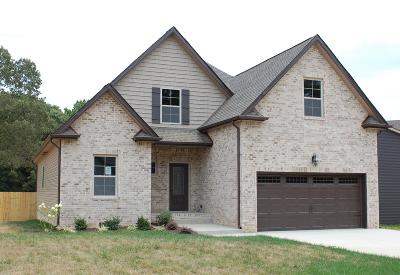 Clarksville Single Family Home For Sale: 12 Sango Mills