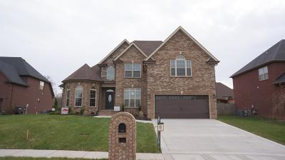 Clarksville TN Single Family Home For Sale: $354,900