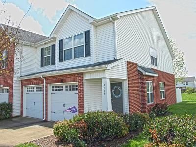 Murfreesboro Condo/Townhouse Under Contract - Not Showing: 4812 Laura Jeanne Blvd