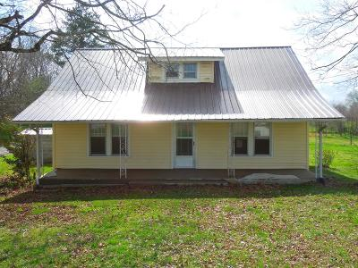 Summertown Single Family Home Under Contract - Not Showing: 14 Durham Cir
