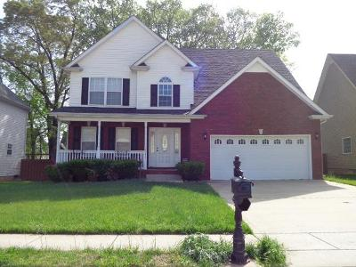 Clarksville Rental For Rent: 3313 Melissa Ln.